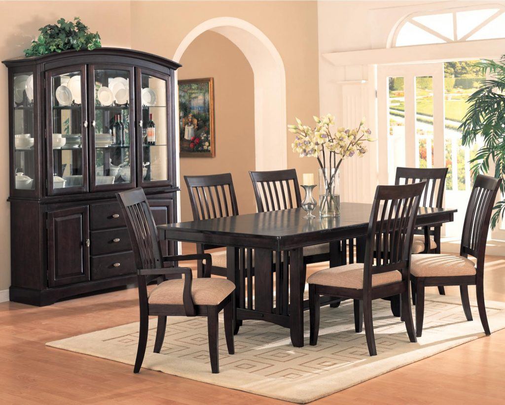 Dining Hutches Buffet Credenza Furniture Kitchen Table With Bench