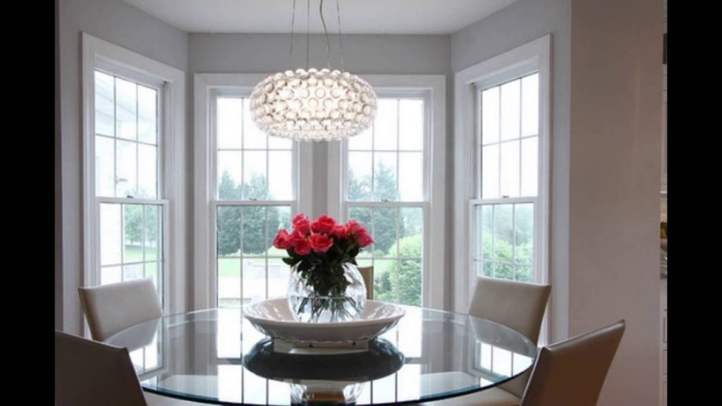 Dining Room Hanging Light Fixtures Youtube Intended For Lights Decor