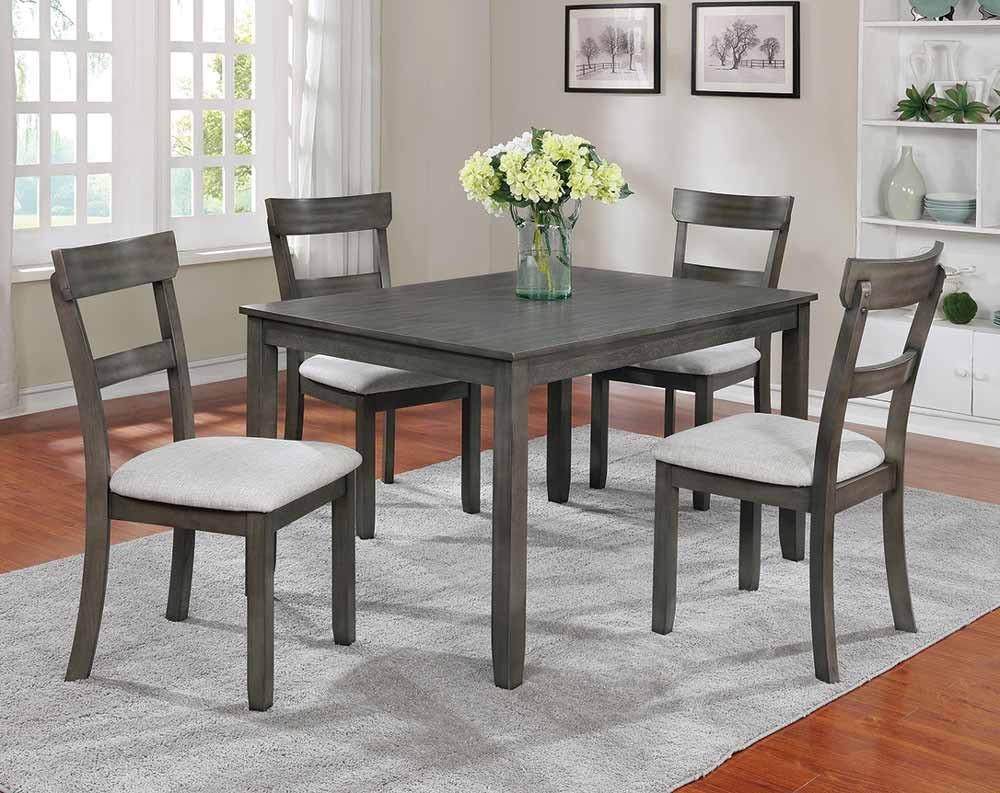 Dining Room Set Casual Kitchen Chairs Counter Height Dining Room
