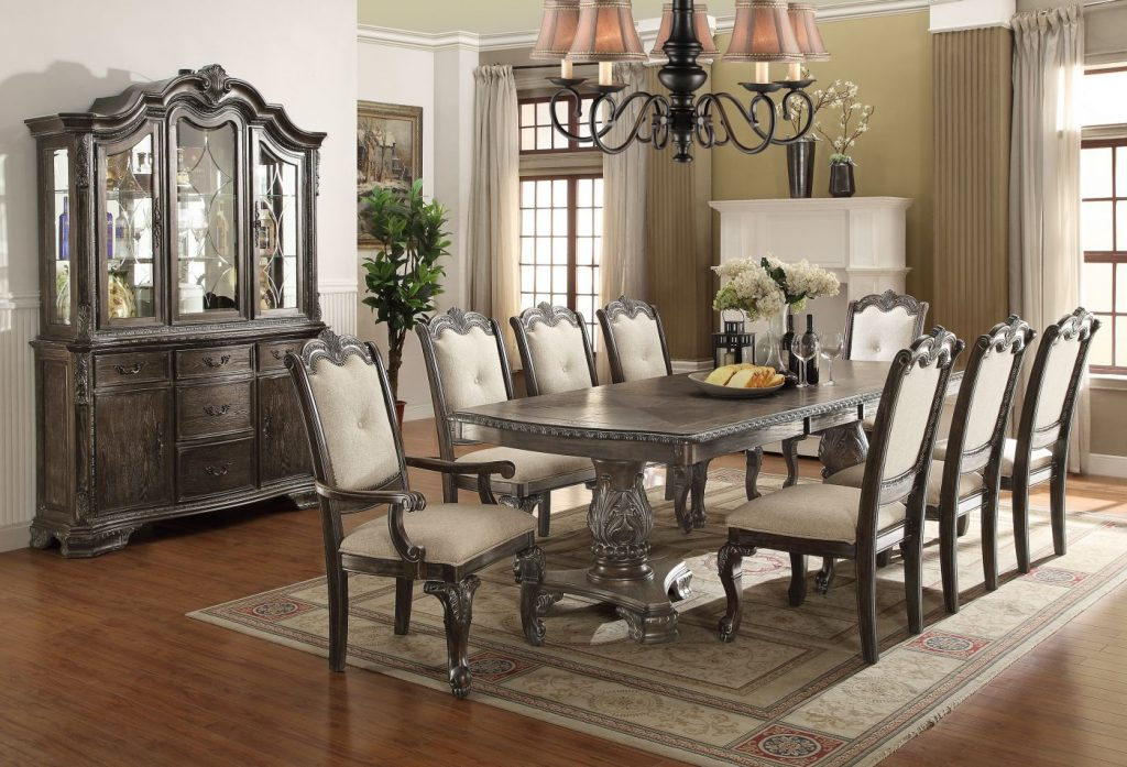 Dining Room Set Cherry Dining Table Small Dining Room Sets Formal