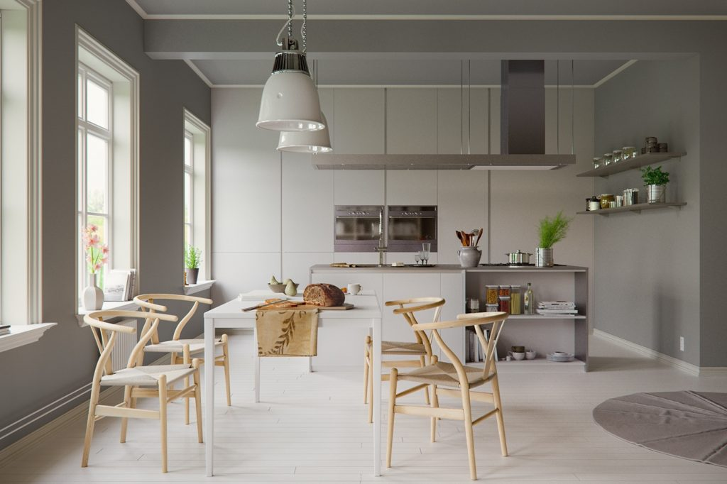 Dining Scandinavian Dining Room