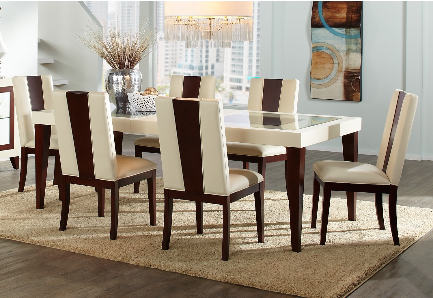 Dining Tables Astounding Dining Table Set Canada Surprising Dining ...