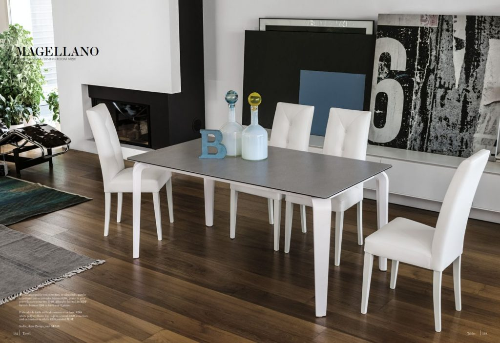 Dinning Rooms And Chairs Dining Room Table Target Point Magellano