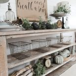 Diy Farmhouse Style Buffet For The Home Pinterest Dining Room