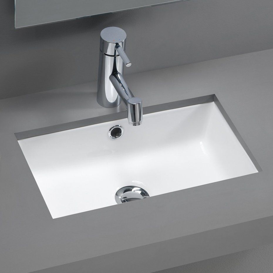 Enganging Small Bathroom Undermount Sink Furniture On Cute Grey