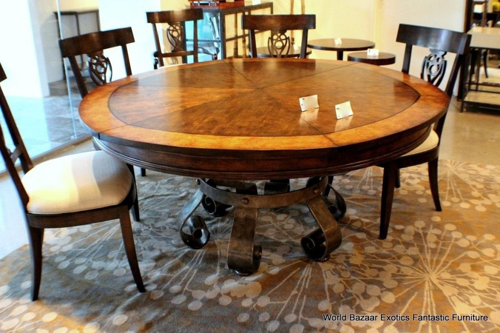 Expandable Round Dining Table Design Tuckr Box Decors Affordable