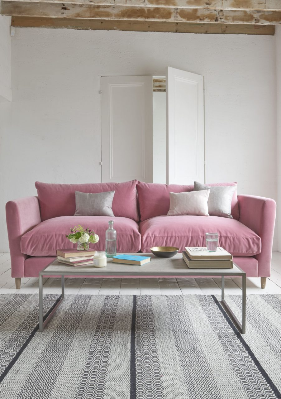 Flopster Sofa In 2019 Living Room Sofa Pink Sofa Living Room