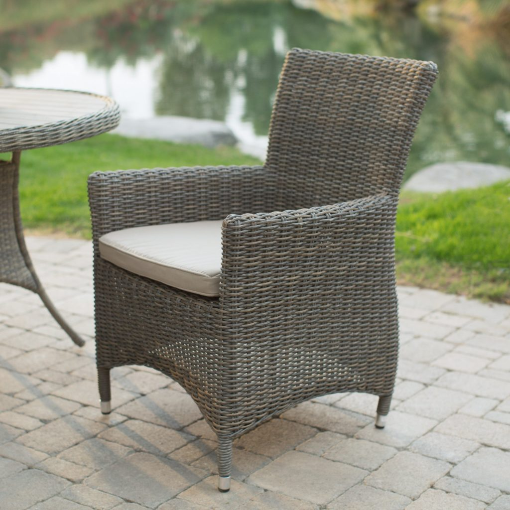 Furniture Kohls Patio Furniture With Outdoor Wicker Dining Chairs