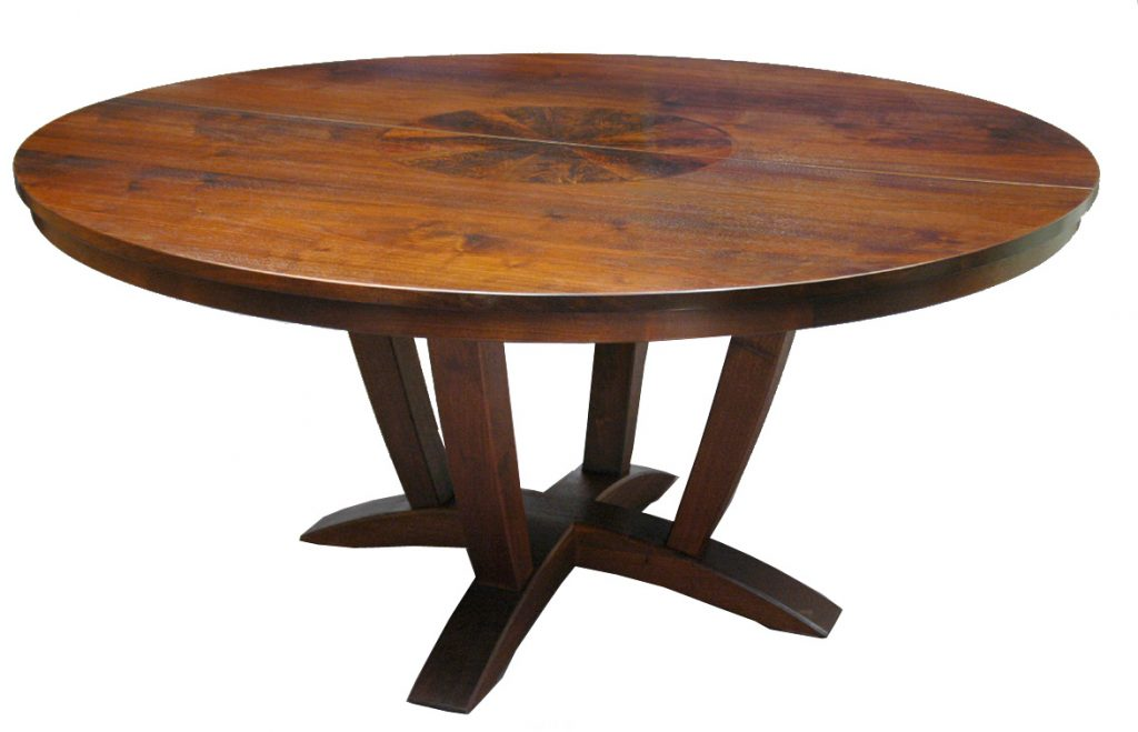 Furniture Unique Design Of Fletcher Capstan Table