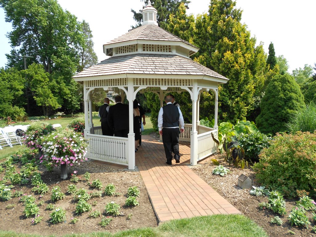 Gazebo Garden Hidden Lake Gardens