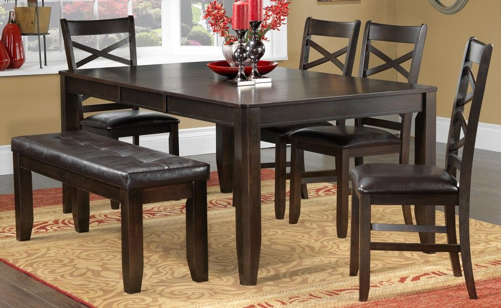 Gina Casual Dining 6 Pc Dinette Leons Leons Wishlist