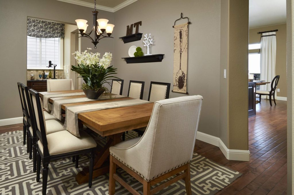 Gorgeous Dining Room Decorate Dining Room Table On Small Living Room
