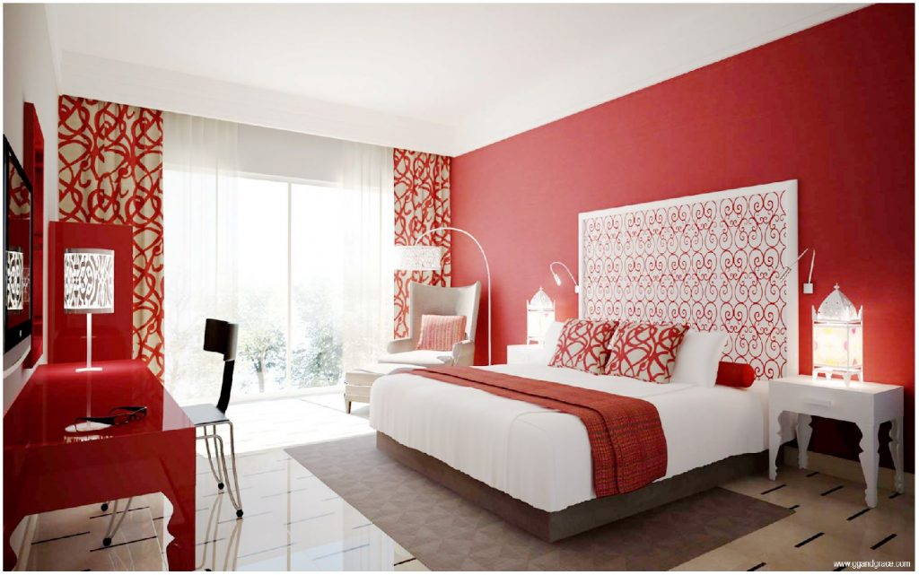 Great Red White Bedroom Designs Red And White Master Bedroom Ideas