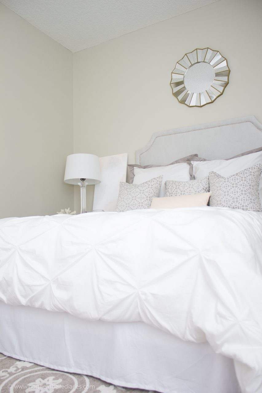 Guest Bedroom Makeover La La Lisette