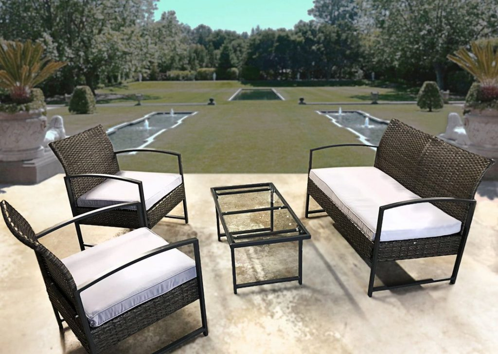 Home Furniture Outdoor Furniture Modern Outdoor Furniture Upscale