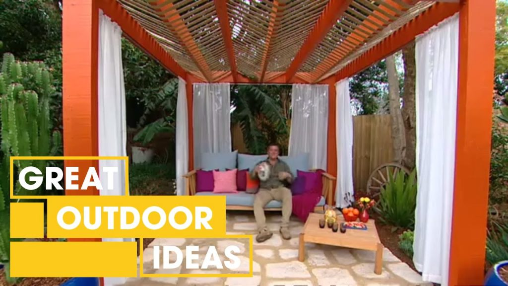 How To Make Your Own Mexican Pergola Outdoor Great Home Ideas