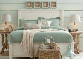 Coastal Beach Bedroom Decorating Ideas