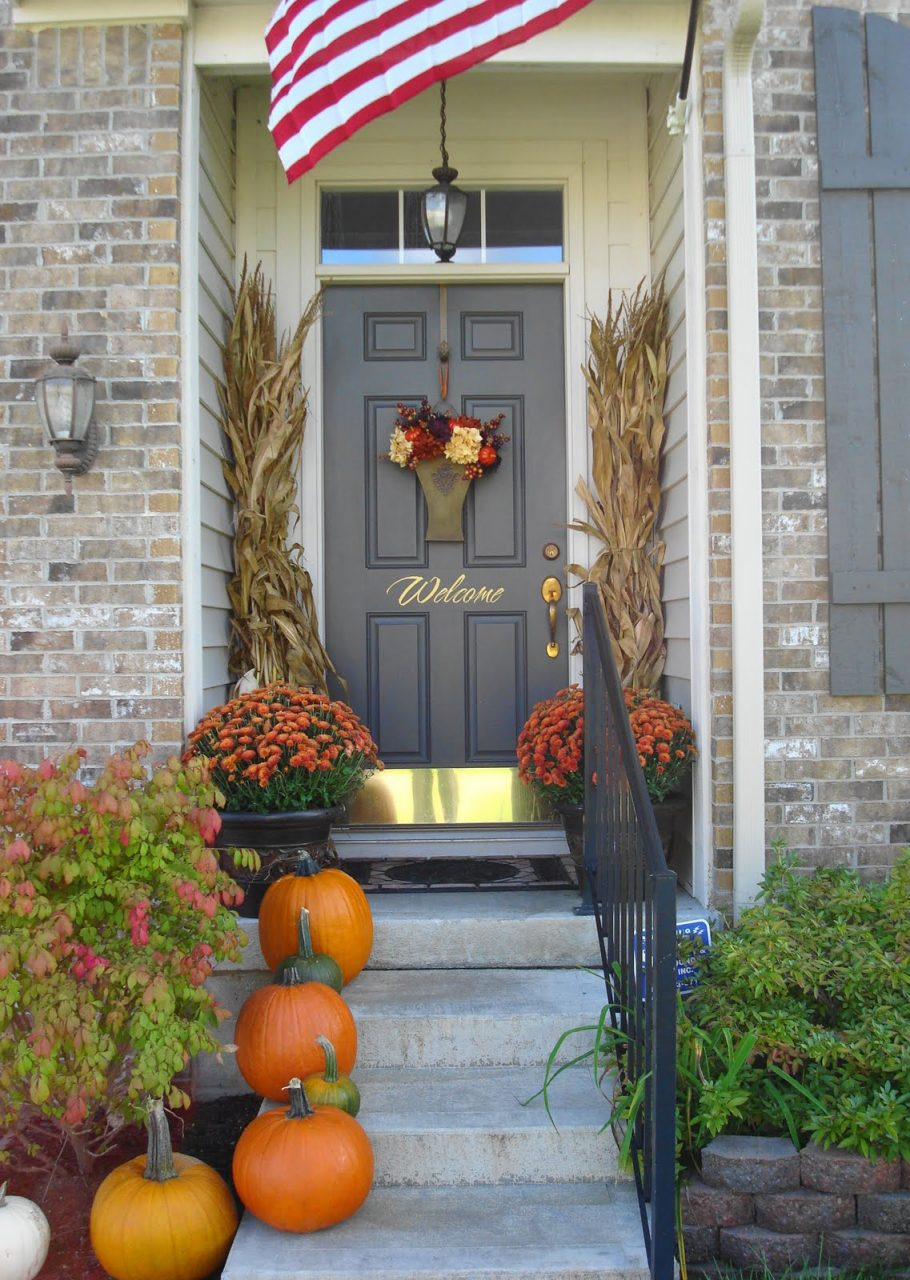 Image 15007 From Post Simple Fall Porch To Your Home Decor With