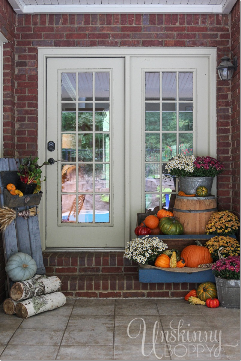 Image 15024 From Post Simple Fall Porch To Your Home Decor With