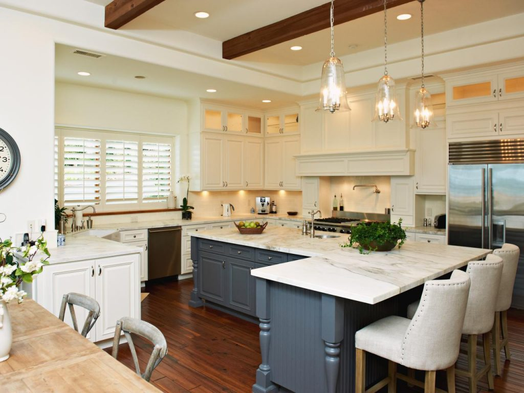 Image 6865 From Post Blue And White Kitchen Decor With Black
