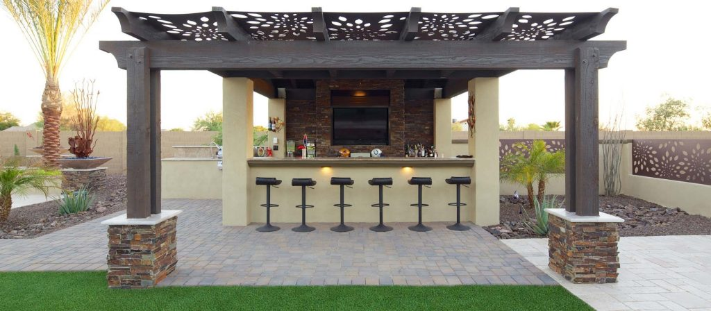 Image Result For Custom Outdoor Landscaping Bar Kitchen My Outdoor