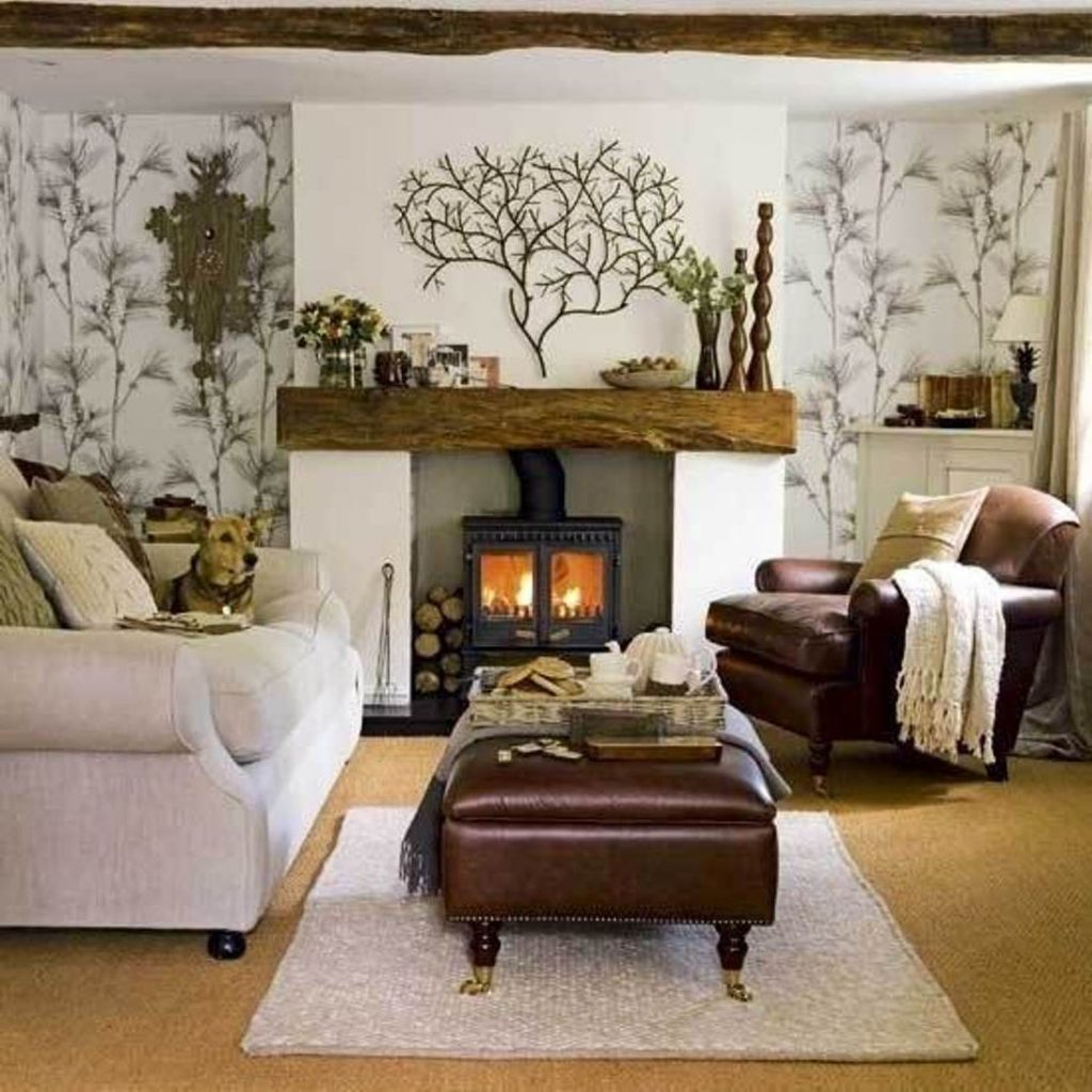 Interior Country Living Room Decorating Ideas Country Living Room