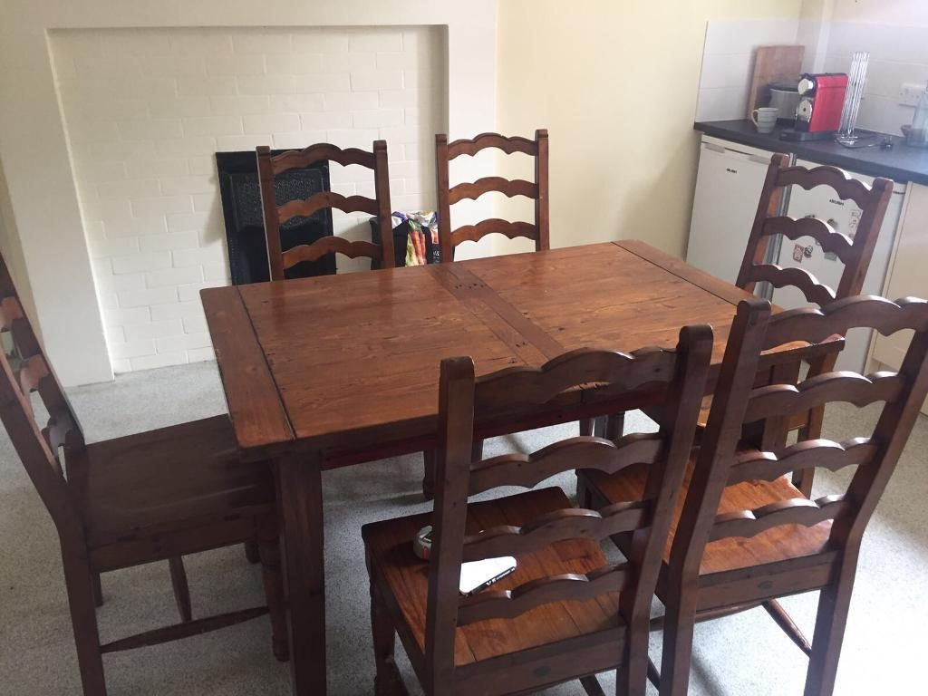 Irish Coast Collection Dining Room Table And Chair Set In York