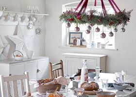 Kitchen Christmas Decorating Ideas