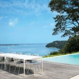 Knoll Ceo Andrew Cogans Light Filled Shelter Island Beach House