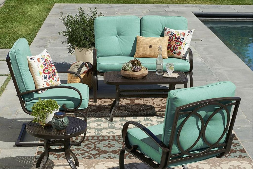 Kohls Is Having A Big Sale On Patio Furniture Right Now