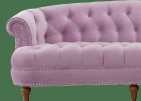 Lavender Sofa Chesterfield