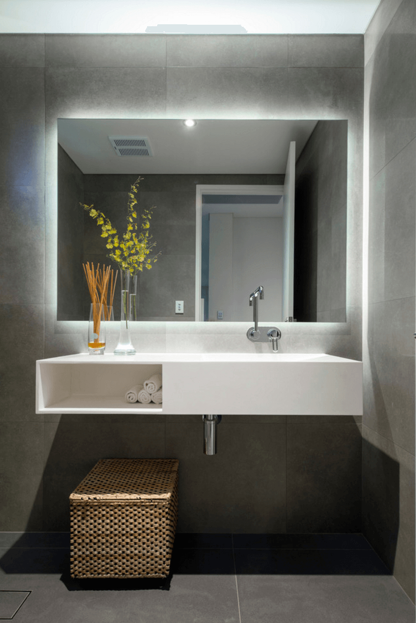 Latest Trends Best 27 Bathroom Mirror Designs Bathroom Designs