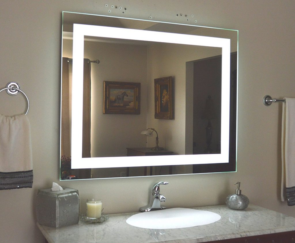 Led Vanity Mirror With Lights Diy Fortmyerfire Vanity Ideas