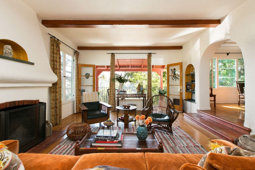 Lovely 1920s Spanish Style In Silver Lake Asks 2m Curbed La