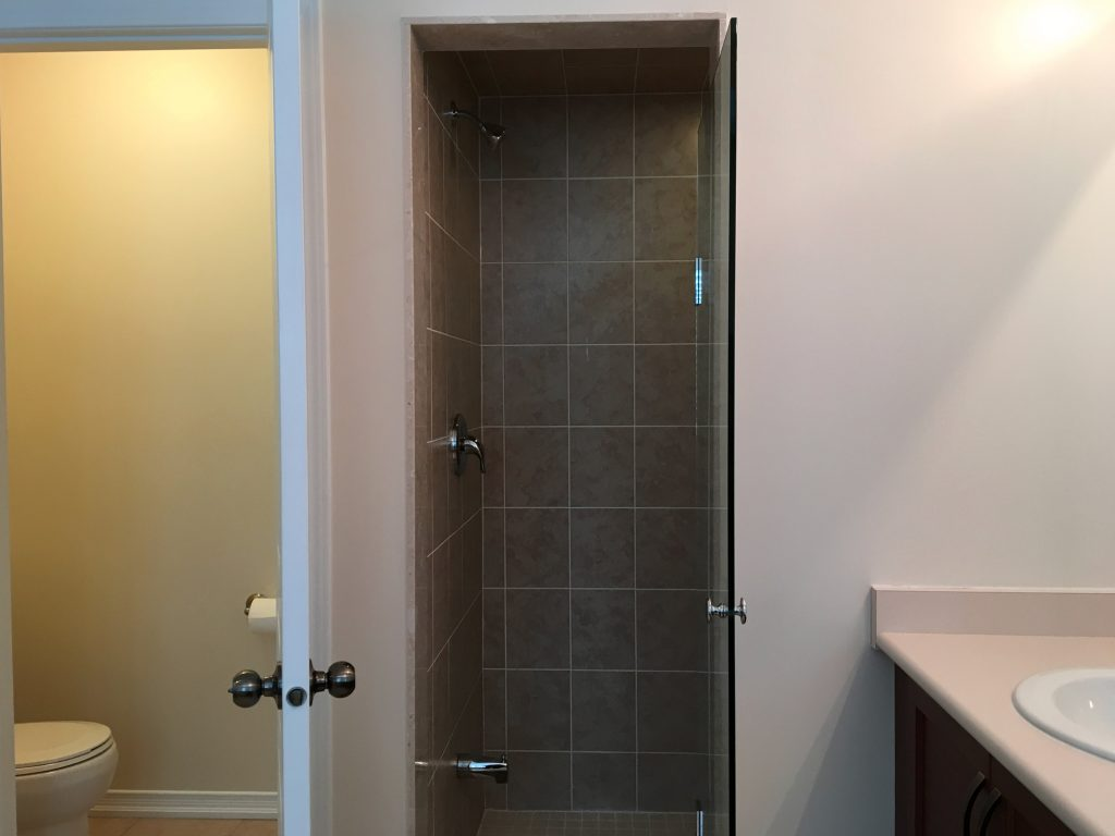 Master Bathroom Water Closet And Shower At 35 Lambert Cres In