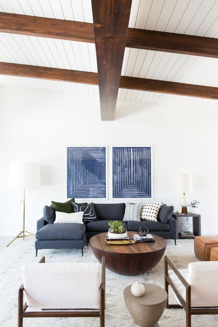 Mid Century Modern Project Reveal In 2018 Interior Inspiration