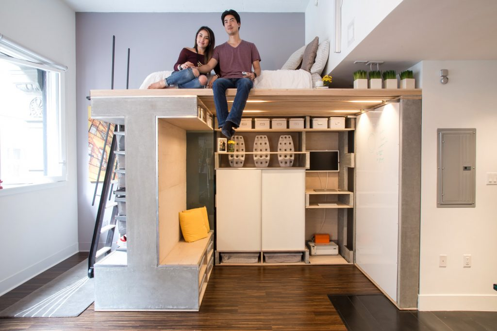 Multi Functional Loft With Even More To Offer Adorable Home