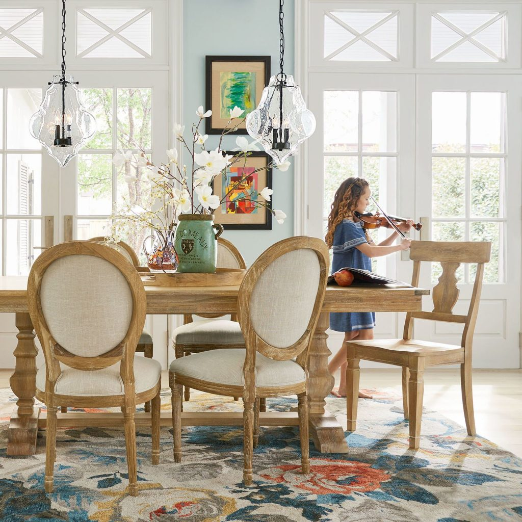 Nice Looking Pier One Dining Room Sets On Download Dining Room Sets