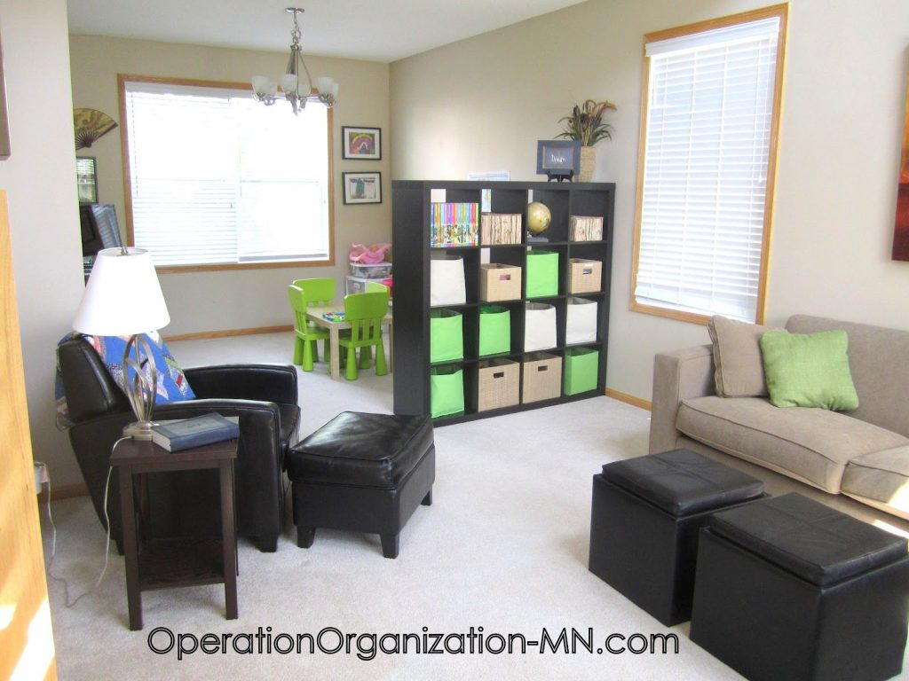 Operation Organization Organizing Small Spaces Dual Purpose