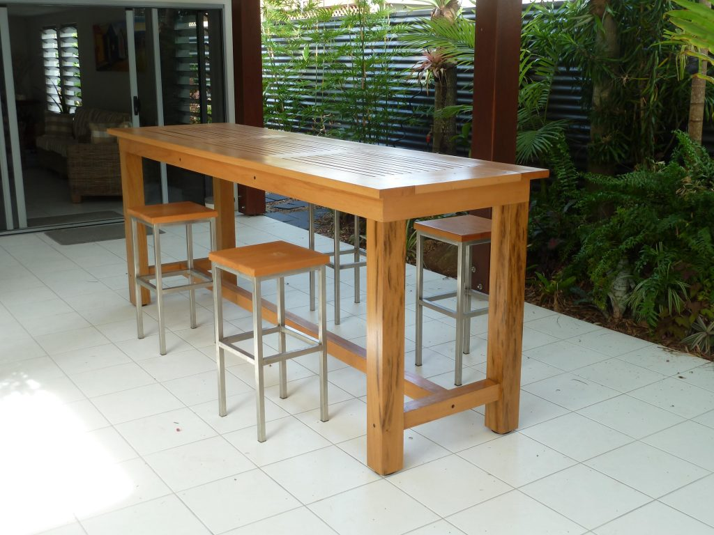 Outdoor Bar Designs Outdoor Bar Table And Stools Outdoor Table