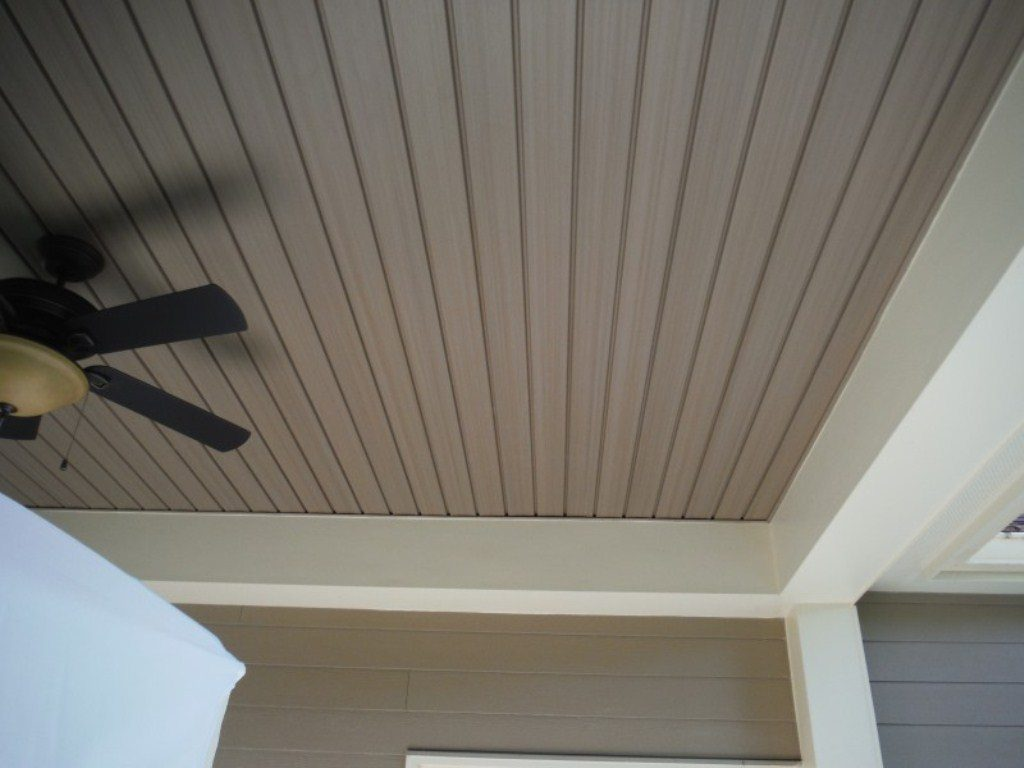 Outdoor Ceiling Material Options Adlatitude