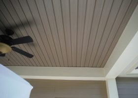 Outdoor Porch Ceiling Material