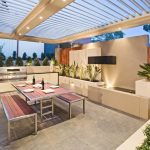 Area Entertainment Outdoor Kitchen