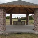 Outdoor Kitchen Gazebo Plans Submited Images Pic 2 Fly Wish List