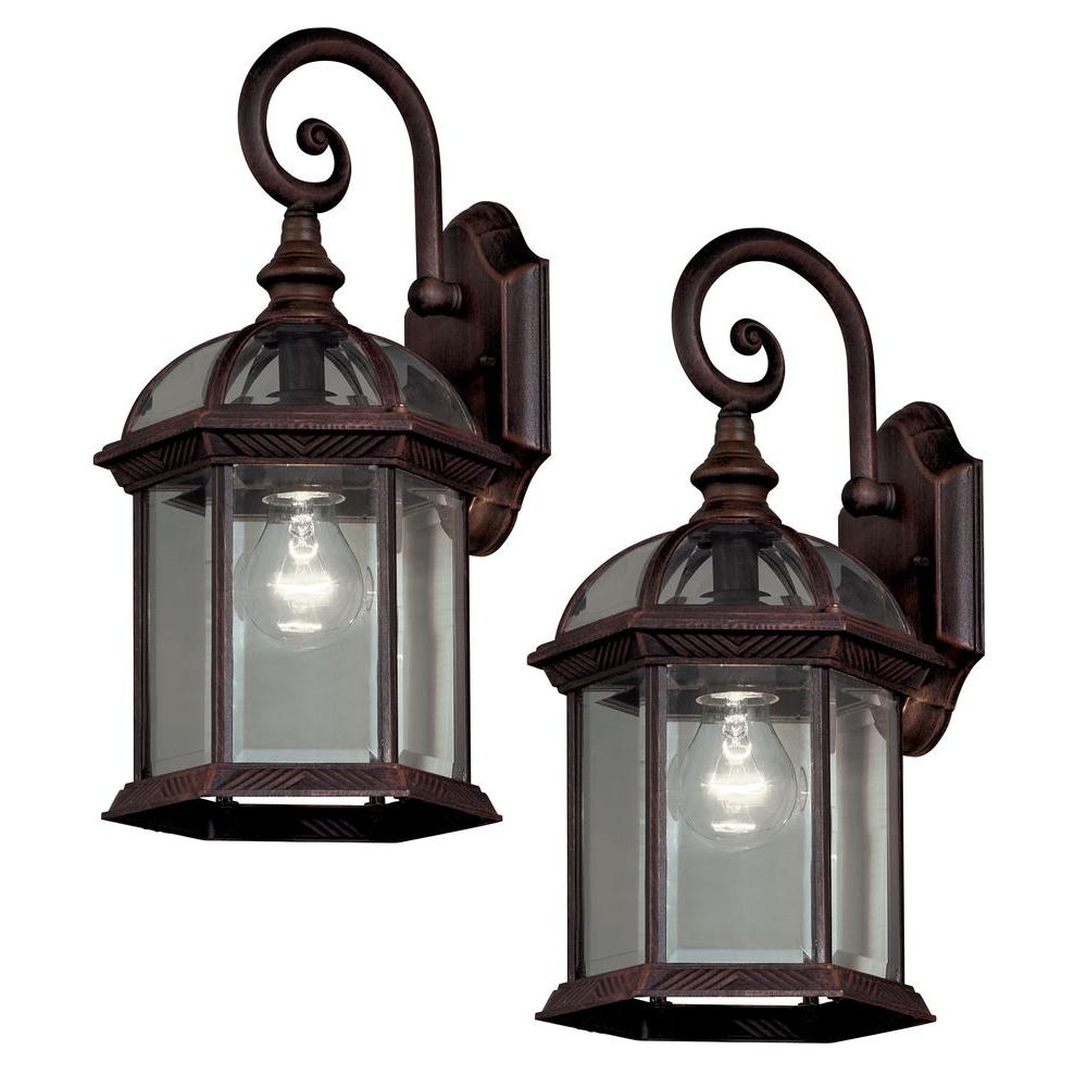 Outdoor Sconces Exterior Wall Porch Lights At Lumens Com Intended