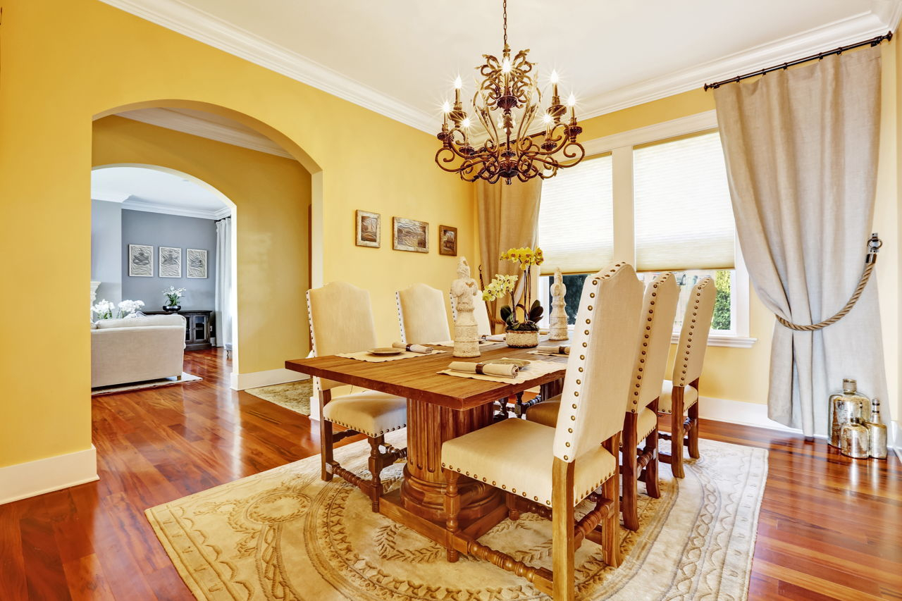 Paint Color Ideas For A Dining Room Layjao