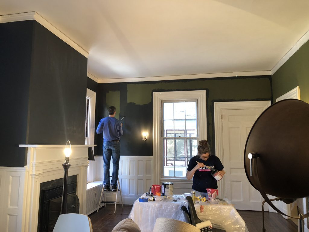 Paint Tips From My Historic Home Renovation