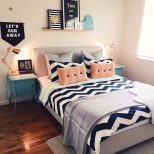 Peach And Grey Bedroom Ideas Lovely Peach Black And White