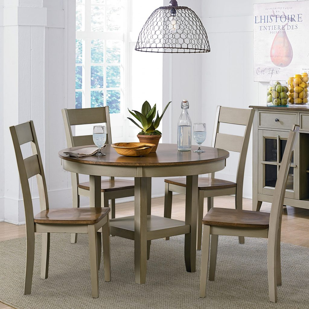 Pendleton Sage Casual Kitchen Table And Chair Set Standard