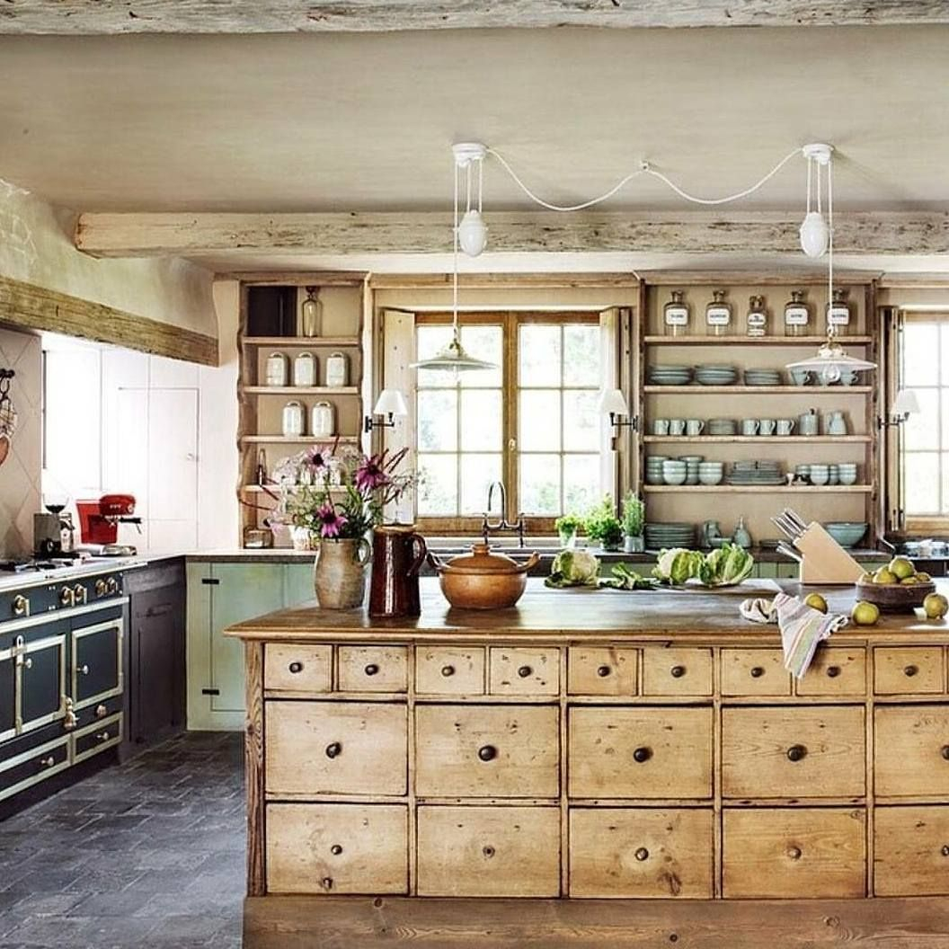 Pin Little Yellow Cottage On Cozy Cottage Kitchens – layjao